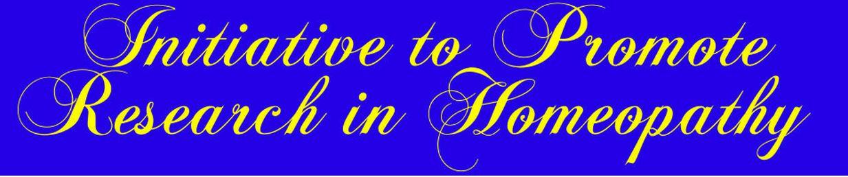 IPRH (Iniciativa para promover la investigación en homeopatía)