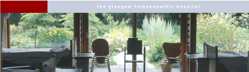 Glasgow Homoeopathic Hospital, Escocia