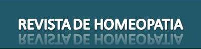 Revista de Homeopatia – Revista de la Asociación Paulista de Homeopatía. De libre acceso