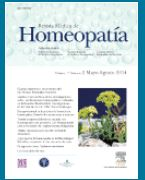 Revista Médica de Homepatía – Española
