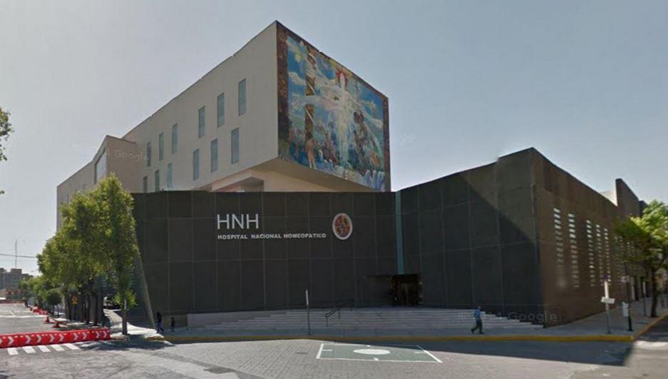 Hospital Nacional Homeopático, ciudad de México